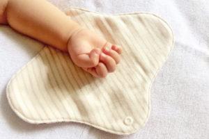 【コラム】最高級品質の気持ちよさ☆今治タオルガーゼの布ナプキン