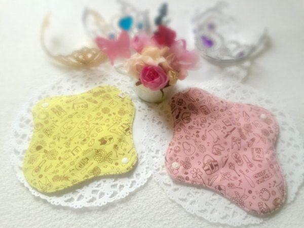 【コラム】夏用♪爽やか!おすすめ布ナプキン