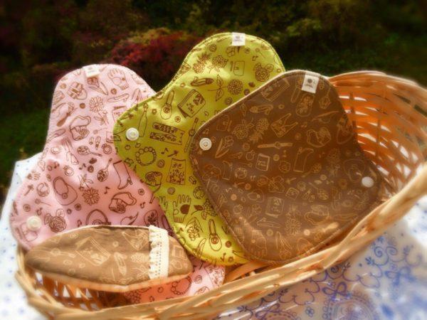 【コラム】「綺麗に温活 ! 」オーガニック布ナプキン